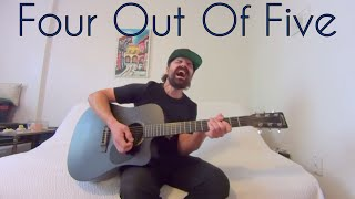 Four Out Of Five   Arctic Monkeys [Acoustic Cover By Joel Goguen]