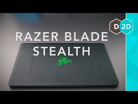 Razer Blade Stealth (2016) Review – An Ultrabook for Gaming?