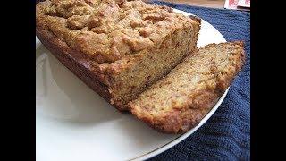 Grain Free Banana Bread: Easy Paleo, Gluten & Dairy Free Cooking Ep. 22