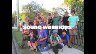 Young Warrior - The River School, Maleny Qld