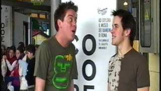 Dick and Dom- Bogies- Rome Science Museum