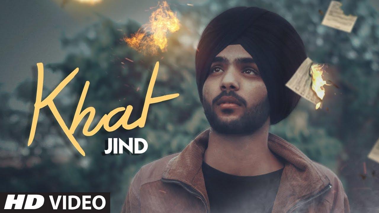 Khat Lyrics - Jind