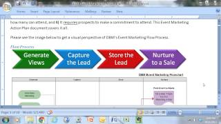 Event Marketing  - Part 1   How To Market Events