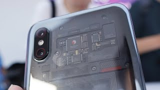 Xiaomi Mi 8 Short Hands On From Launch Event