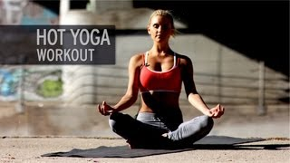 Hot Yoga Workout
