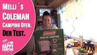 Coleman Camping Ofen - Der geniale Backofen für den Wohnwagen | HAPPY CAMPING