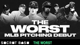 The worst MLB pitching debut was a perfect storm of humiliation | SB Nation