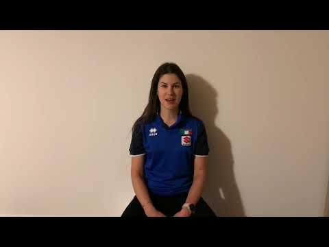 Giro d'Onore 2020 - Il saluto di Elena Cecchini