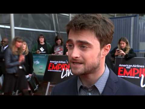 Daniel Radcliffe on his Harry Potter return