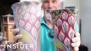 【分享】來自夏威夷的迷幻陶器