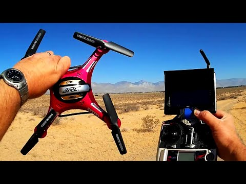 JJRC H8D 5.8Ghz FPV Drone Review