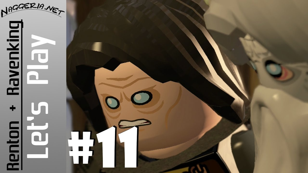 LEGO: Der Herr der Ringe – 11 – Grima Schlangenzüngler