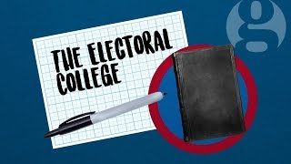 How does the US electoral college work? | US Elections 2016