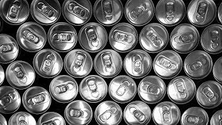 Aluminium Cans Manufacturing And Recycling