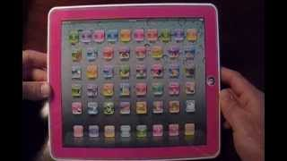 Y-Pad Children's Tablet Hands On Review