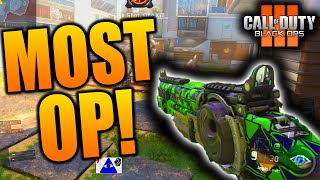 MOST OVERPOWERED GUN IN BLACK OPS 3! BEST SHOTGUN CLASS BLACK OPS 3 (Best Argus Class Setup)