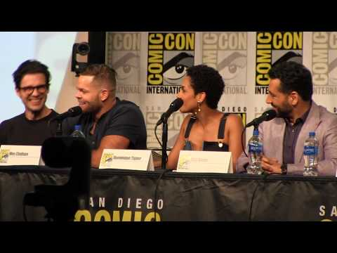 The Expanse San Diego Comic-Con Panel 2019