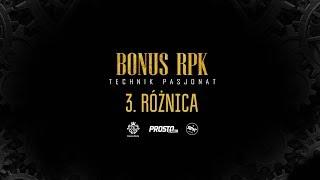 Bonus RPK - RÓŻNICA ft. Jano PW, Arczi SZAJKA, Sarius // Prod. WOWO.