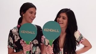 Kendall & Kylie Jenner Reveal Who Eats More Junk Food & More