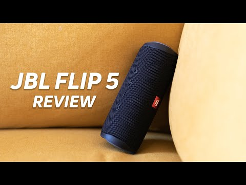 External Review Video I4dvpuRUQNw for JBL Flip 5 Wireless Speaker