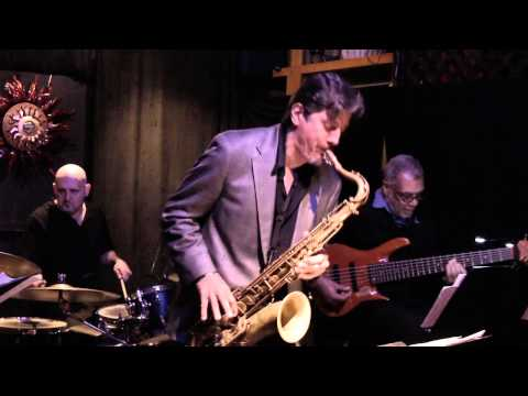 The Joey Berkley Quartet: 3/4 of 4/4