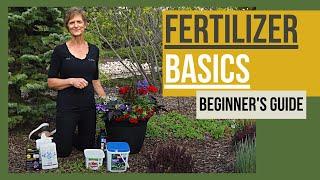 Beginner's Guide to Fertilizing Garden Plants