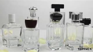 Glass Perfume Bottles - Glass Perfume Bottles