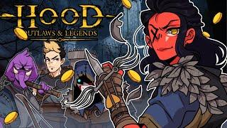 TRÒ CHƠI PvPvE TUYỆT VỜI * MỚI * VỪA! | Hood: Outlaws & Legends (Robin Hood và những người lính vui vẻ của anh ấy)