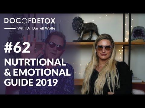 Complete Nutritional & Emotional Guide for 2019 I Doc of Detox with Dr. Darrell Wolfe – EP62