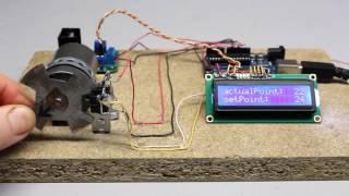 Arduino: Using a rotary encoder - Practical
