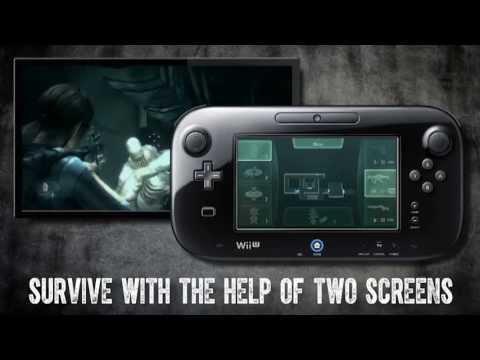 Resident Evil Revelations Hd Su Wii U L Edizione Pi