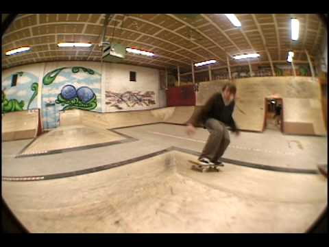 Ryan Ticknor At Haven Skatepark