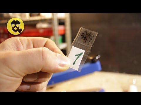 🔥 Получение наночастиц в домашних условиях