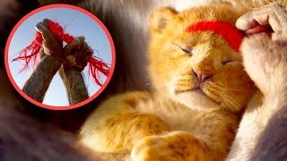 LION KING Trailer Breakdown! Easter Eggs & Details You Missed!