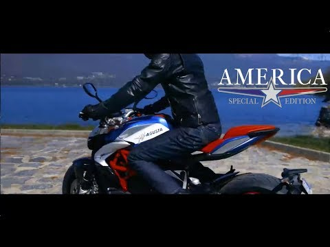 2019 MV Agusta Brutale 800 RR America in Fort Montgomery, New York - Video 1