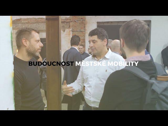 Inovační jednohubky 2020 #1, Budoucnost městské mobility
