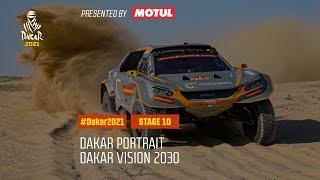 DAKAR2021 - Stage 10 - Dakar Vision 2030