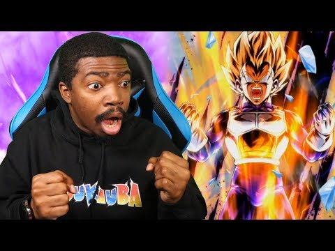 4700 CRYSTAL SUMMONS!!! TRANSFORMING SPARKING SSJ VEGETA WILL BE MINE! Dragon Ball Legends Gameplay!