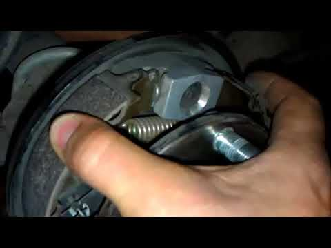 How to adjust club car golf cart brakes