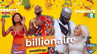 Most Expensive African Weddings!!! 😲😲 Despite Dangote Alakija