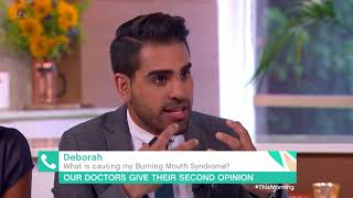 What is Causing My Burning Mouth Syndrome? | This Morning