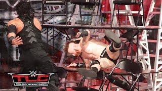 WWE Network: Roman Reigns vs. Sheamus: WWE TLC 2015