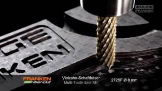 FRANKEN Fiber-Cut für Composites