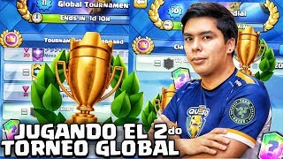 🔴Jugando el Segundo Torneo Mundial🔥 En Busca del Top💪🏻   Clash Royale   Kholo.pk