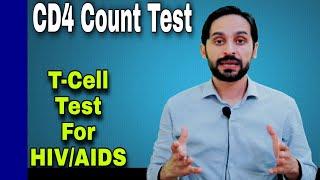 CD4 Count Test || For Immunusuppression || HIV-AIDS