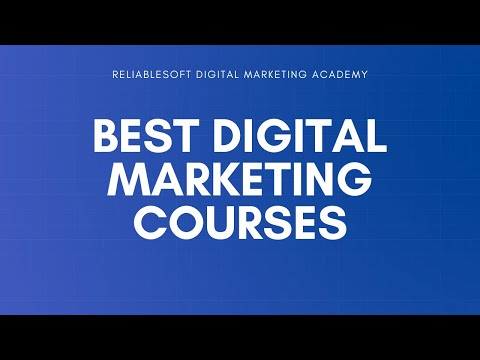 The 10 Best Digital Marketing Courses Online (Free & Paid)