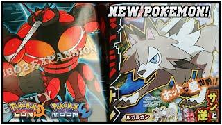 Rockruff  - (Pokémon) - NEW POKEMON! ROCKRUFF EVOLUTION & MORE ULTRA BEASTS! POKEMON SUN AND MOON