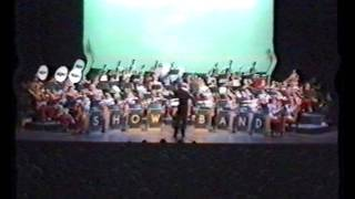 ViJoS Showband Spant 2000 showband 25 jaar 2_9