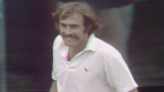 US Open Tennis 50 In 50: John Newcombe Wins The 1973 US Open