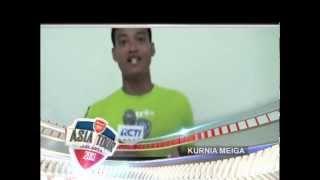 Arsenal Asia Tour Jakarta 2013 Greeting From Ricardo Salampessy Kurnia Meiga Sergio Van Dijk